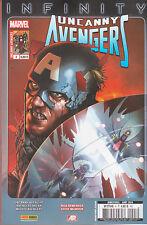 UNCANNY AVENGERS N° 3 Marvel NOW France 2EME SERIE Panini comics