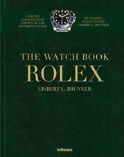 The: Rolex: The Watch Book (New, Extended Edition) by Gisbert Brunner 2021