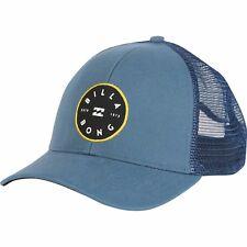 BILLABONG Da Uomo Berretto Da Baseball. a parete Rete Camionista Cappello  Blu pi. 93dddb11a784