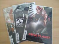 DCEASED DEAD PLANET #1-3 DC COMICS 2020 MOVIE HOMAGE CARD STOCK VARIANTS NM/MT!!