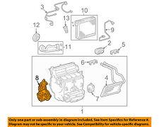 TOYOTA OEM 07-18 Tundra 5.7L-V8 Evaporator-Servo 871060C140
