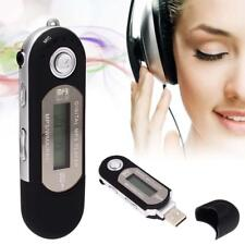 Pro MP3 Player Music USB Digital LCD Screen Flash TF FM Flash Radio Support 32GB