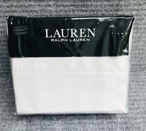 Ralph Lauren QUEEN 4Pc Sheet Set Opal Grey Gray Dunham Sateen Ex Deep T300 S