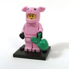 Lego Minifigura Serie 12 – Pig Traje Tipo – Completa