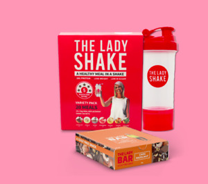 The Lady Shake Get Started Pack
