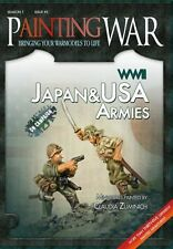 WWII Japan /& USA Designs /& Edits WxW Co Painting War
