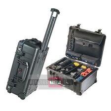 Peli Transportkoffer - wasserdichter Koffer - Pelicase 1510 SC Studio Case
