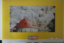 BRAWA 6560, Seilschwebebahn, NEU / OVP