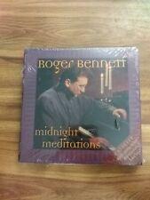 Rodger Bennett Midnight Meditations Cassette With Devotional Booklet Brand...
