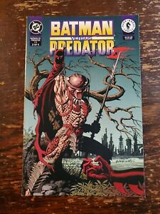 BATMAN VS PREDATOR II#2   1994 DARK HORSE & DC COMICS