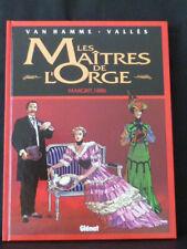 EO Les Maîtres de l'Orge, MARGRIT,1886, Van Hamme & Vallès, DL:10/1993, Glénat