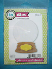 Impression Obsession - Snow Globe Die - Christmas - Use with Cuttlebug & Sizzix