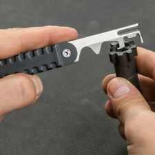 Rifle Scraper Blade Portable Cleaning Tool Decarbonize Carbon Removal Tool