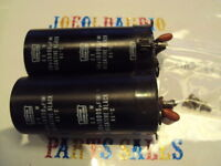 Sansui G5000 Original Filter Capacitors.1 Pair Tested. Parting Out Sansui G5000.