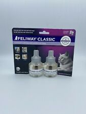 Feliway Classic Diffuser Refill for Cats 48 mL , Pack of 2
