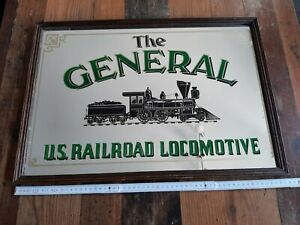 The General- Deko-Spiegel- Lok/Eisenbahn