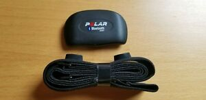 Polar H7 Heart Rate Sensor - Black