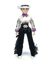 Reeves Breyer Traditional Taylor Cowgirl - 8 Toy Figure