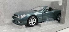 Minichamps Mercedes-Benz SL-Class 1:18 Amiant Green B66962389