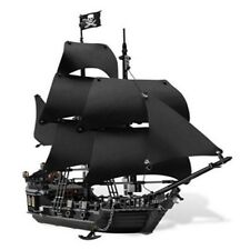 804Pcs Pirates Of The Caribbean The Black Pearl Ship Model Building Kit ship DHL