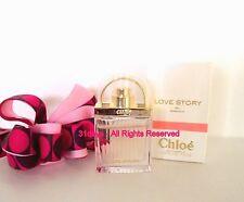 NEW Chloe Love Story Eau Sensuelle Eau de Parfum Women Mini Perfume Splas 7.5 ml