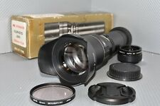 NIKON DSLR DIGITAL fit 300mm lens D3100 D3200 D3300 D3400 D3500 D5300 D5500 etc