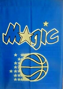 "Orlando Magic NBA, Wholesale Lot of 12 Flags, 29"" x41"", Large Flags $5 Each,"