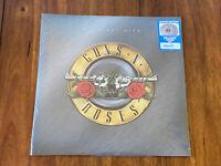 GUNS N ROSES : Greatest Hits Paradise City Splatter Limited Edition LP Vinyl
