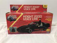 1983 Knight Rider 2000 KITT Kenner Voice Car In Original BOX Michael Figure