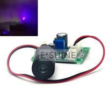 Industrial 12V 100mw 405nm Violet / Blue Light Laser Modul mit TTL 18x25mm