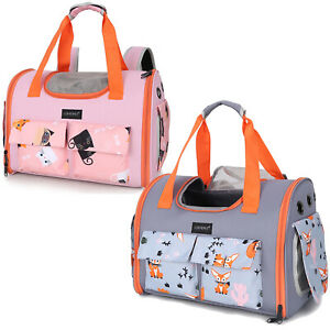 PREMIUM Pet dog cat Travel Carrier Carry Bag - dog,cat ,Backpack Portable