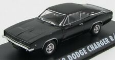 1/43 GREENLIGHT - DODGE - CHARGER R/T - BULLITT - STEVE McQUEEN - 1968 86432
