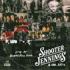 """SHOOTER JENNINGS """"Live at Bonnaroo 2006"""" LP RSD 2020 Drop #3 - New & Sealed"""