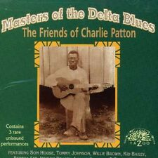 Masters Of The Delta Blues-Fri - Mast (1992, CD NEUF) Johnson/Bracey/Brown/White