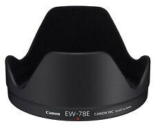 Canon Lens Hood EW-78E EF-S 15-85mm F3.5-5.6 IS USM 3963B001AA from JAPAN