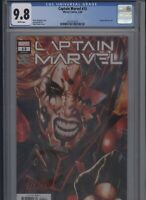 Captain Marvel #13 CGC 9.8 Mark Brooks cover 2020