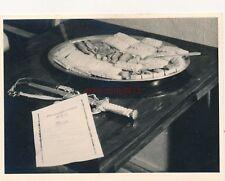 5 x Foto, Gen. Kom. XXXXIV.A.K., Kameradschaftsabend in Radom, Polen (N)19546