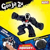 Heroes of Goo Jit Zu Marvel Venom Hero Pack New 2020