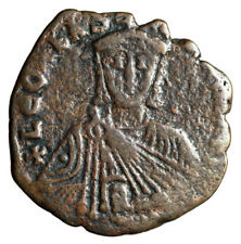 """Good Quality Leo Vi The Wise Byzantine Coin """"Crowned Portrait & Legend"""" W/ Coa"""