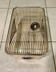 Allentown Rodent Mouse Cage with Steel Wire Top