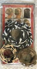 4 piezas Dama Verano Hairagami Moño Recogido Fold Cruzado /& Broche Pelo Estilo