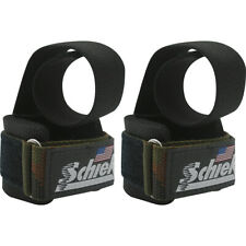 Schiek Sports Model 1000PLS Power Weight Lifting Straps - Camo