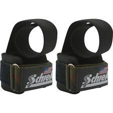 Schiek Sports Model 1000PLS Power Weight Lifting Straps - Camo