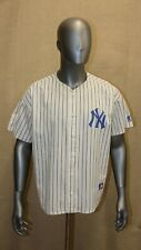Maillot jersey chemise Vintage 80's Baseball New York Yankees taille M