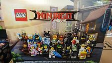 LEGO Ninjago Minifigures Full Box of 60, 71019, Unopened, Brand New, In Hand