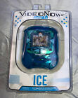 NEW! 2006 VideoNow Color FX Ice Blue Video PVD Player Tiger Electronics