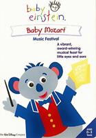 Baby Einstein - Baby Mozart - Music Festival DVD Educational Tool by Walt Disney
