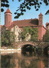 Alte Postkarte - Lidzbark Warminski - Burg Heilsberg