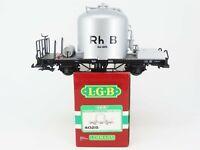 G Scale LGB 4025 RhB Bernina Express Uce Cement Silo Car #4025