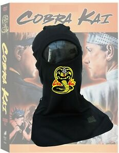 COBRA KAI FULL Face  MASK Mouth Cover Washable Reusable Protection JUNIOR